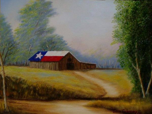 Gene Gregory - Texas barn