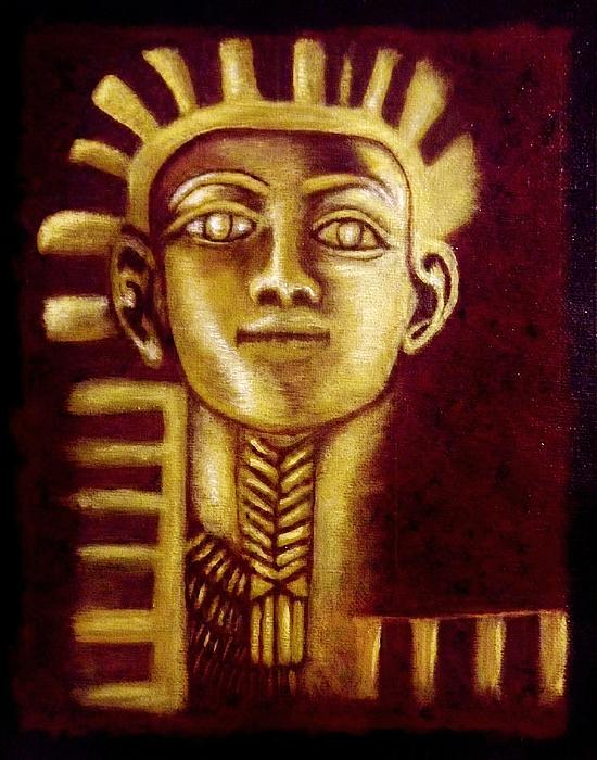 Irene Cardona - The Child King Tutankhamun