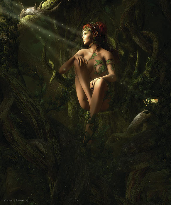 Melissa Krauss - The Forest Queen