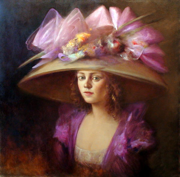 Loretta Fasan - The Hat
