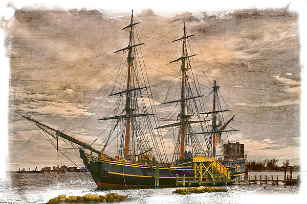 Debra and Dave Vanderlaan - The HMS Bounty