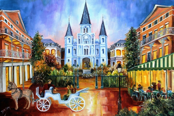 Diane Millsap - The Hours on Jackson Square