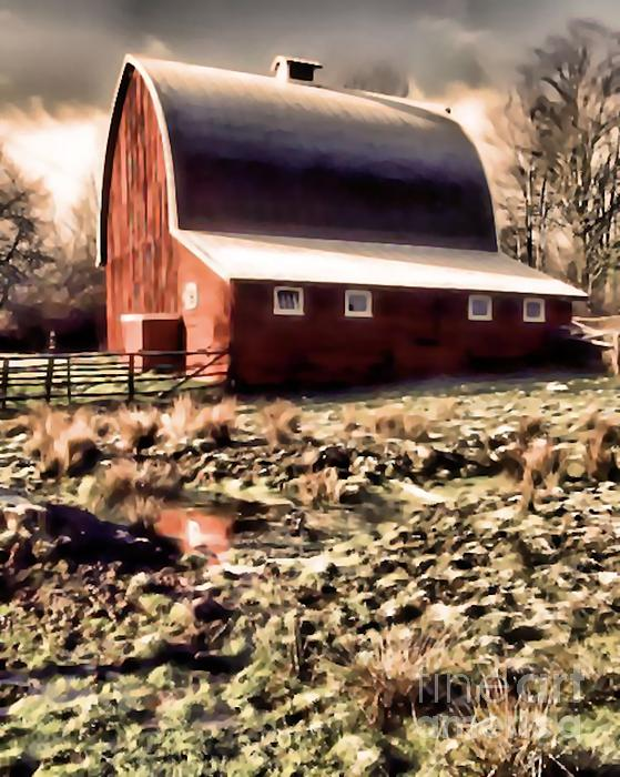 Tisha McGee - The Ol Red Barn