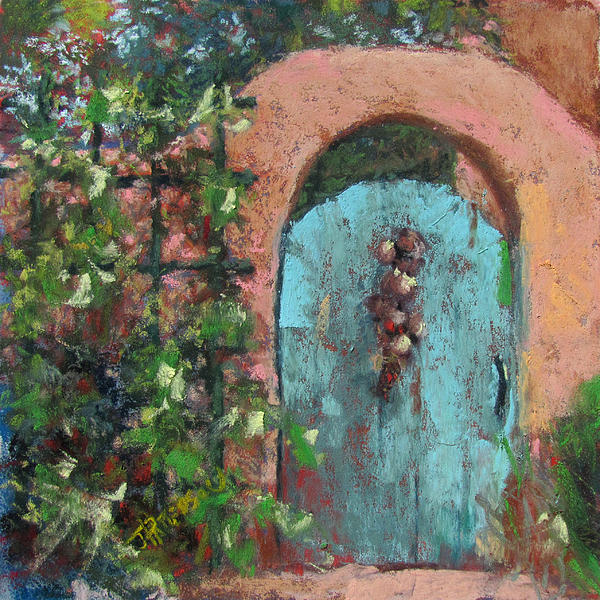 Julia Patterson - The Turquoise Door