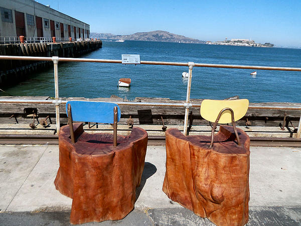Linda Seccaspina - Two Chairs