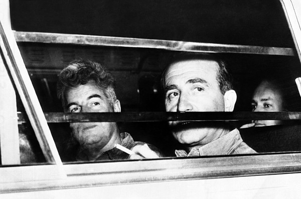 History Photograph - U.s. Communist Leaders Are Taken by Everett