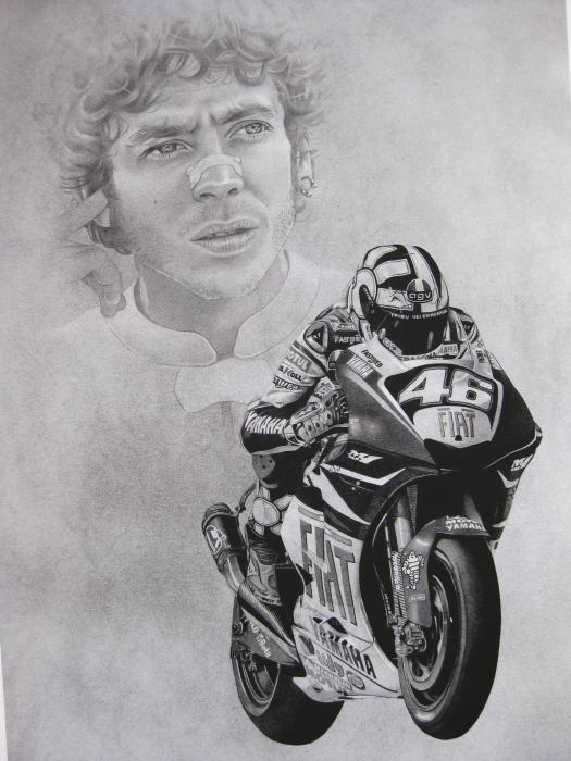 valentino rossi autobiography Photo