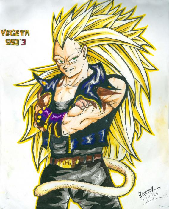 dragon ball z paintings,