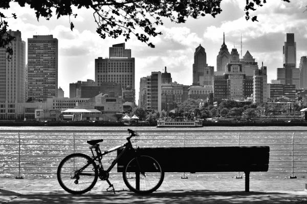Andrew Dinh - View of Philadelphia