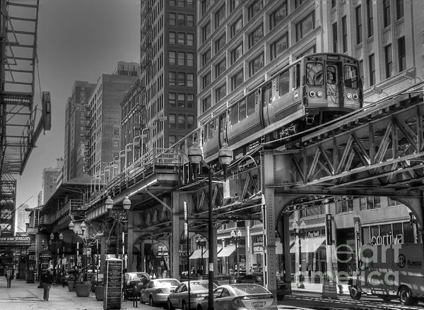 David Bearden - Wabash Avenue Elevated