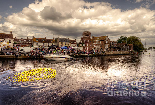 Rob Hawkins - Wareham Duck Race