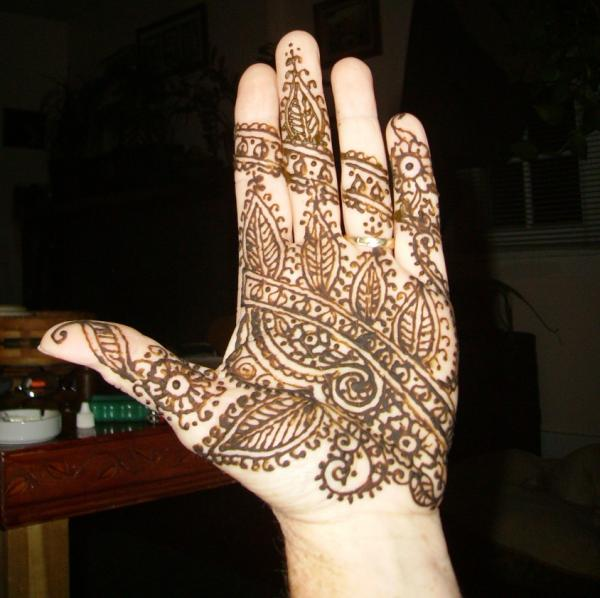 Wedding Mehndi Drawing by Henna Tattoos Ogden Utah