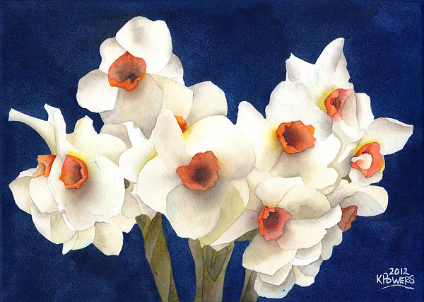 Ken Powers - White Bouquet