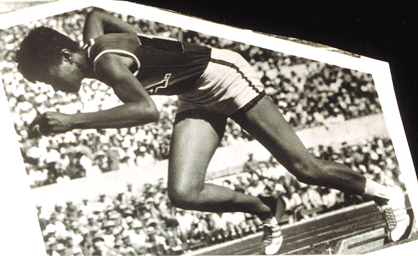 African American Photograph - Wilma Rudolph, Winner Of 3 Gold Medals by Everett