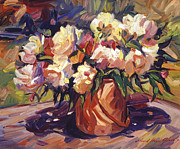 David Lloyd Glover -  FLOWER BUCKET