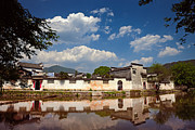 Fototrav Print - Ancient Chinese village