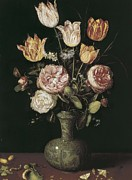 Still Life Of Flowers Art - Breugel, Jan, The Elder, Called Velvet by Everett