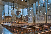 David  Zanzinger - Cathedral of Our Lady of the Angels...