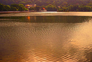 Jenny Rainbow - Copper Waters of Kandy Lake. Kandy. Sri...