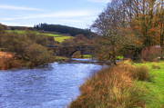 Two Photos - Dartmoor - Two Bridges by Joana Kruse