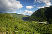 Lafayette Prints - Franconia Notch State Park - White Mountains New Hampshire USA  Print by Erin Paul Donovan