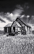 Haunted Shack Framed Prints - Haunted Shack Framed Print by Gregory Dyer
