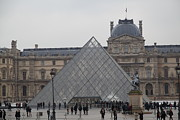 Museums Photos - Louvre - Paris France - 011313 by DC Photographer