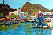 Gerhardt Isringhaus - Marina Towards Pedregal