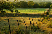 Ranch Prints - Ranch Land Print by Robert Anschutz