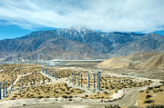 David  Zanzinger - San Gorgonio Pass Palm Springs Wind...