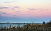 Beach Sunsets Framed Prints - The Bay Framed Print by JC Findley