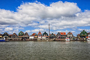 North Holland Prints - Volendam Print by Joana Kruse
