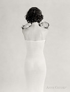 Black-and-white Prints - Untitled Print by Anne Geddes