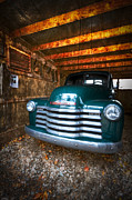 Debra and Dave Vanderlaan - 1950 Chevy Truck