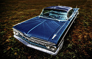 5dmk3 Prints - 1959 Chevrolet Impala Print by motography aka Phil Clark