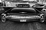 Steve Harrington - 1960 Cadillac monochrome