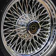 Gordon Dean II - 1967 Ford Thunderbird Wire Wheel