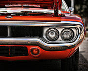 Gordon Dean II - 1972 Plymouth Road Runner