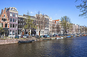 North Holland Prints - Amsterdam Print by Joana Kruse