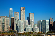Fototrav Print - Beijing Central Business District China