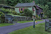 Country Cottage Photos - Country Charm by Susan Candelario