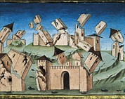 Miniatures Art - De Predis, Cristoforo 1440-1486 by Everett