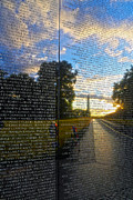 Vietnam Veterans Memorial Photos - Remember by Mitch Cat