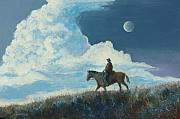 Jerry McElroy - Rider Against the Sky