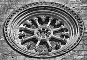 Knight Photo Posters - Rose Window  Poster by Jose Elias - Sofia Pereira