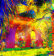 Simi Arches Print by Chuck Staley