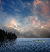 Canoe Art - 2975 by Peter Holme III