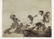 The Art Of War Posters - Goya Y Lucientes, Francisco De Poster by Everett