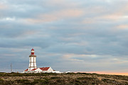 Cliffs Photos - Espichel Cape Lighthouse by Jose Elias - Sofia Pereira