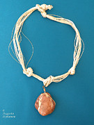 Orange Jewelry Originals - Aphrodite Urania Necklace by Augusta Stylianou